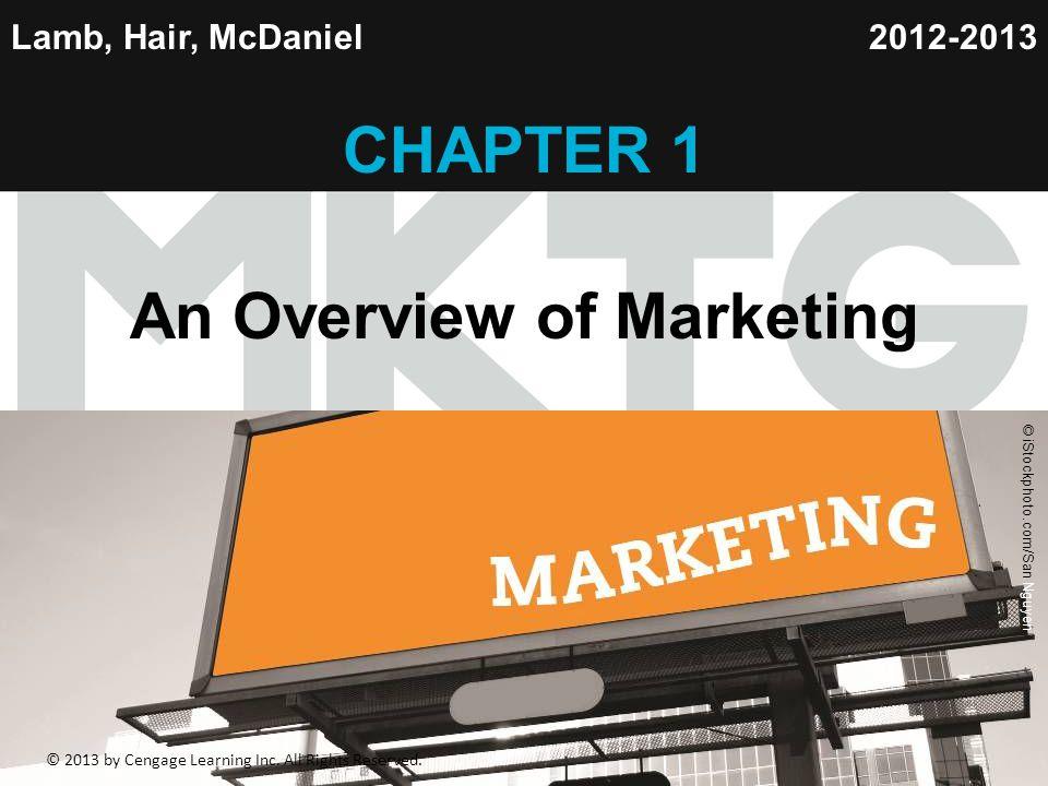 32 Why Study Marketing.