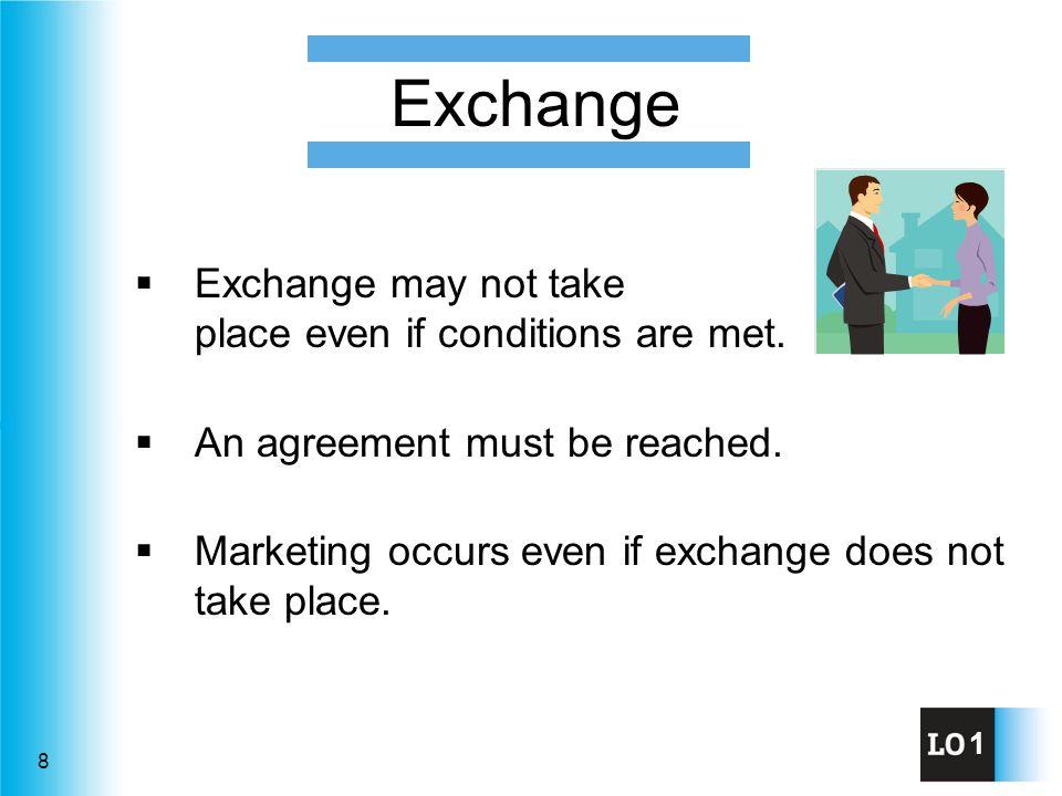 29 Relationship Marketing (con't) 1.