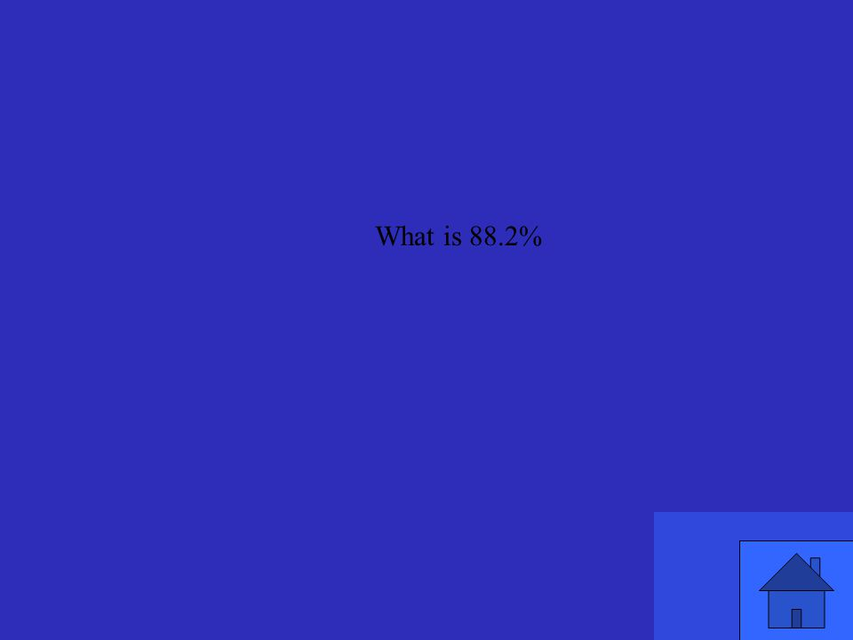 What is 88.2%