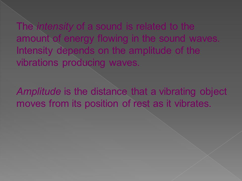 Sound quality also called timbre, is a characteristic of musical sounds.