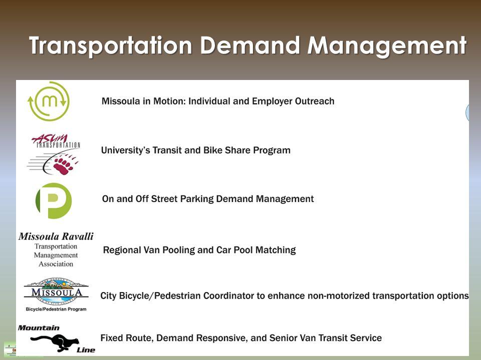 28 Transportation Demand Management