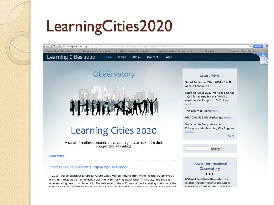 LearningCities2020