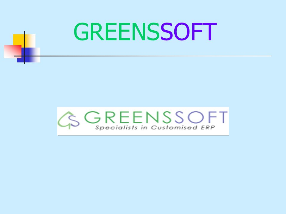GREENSSOFT