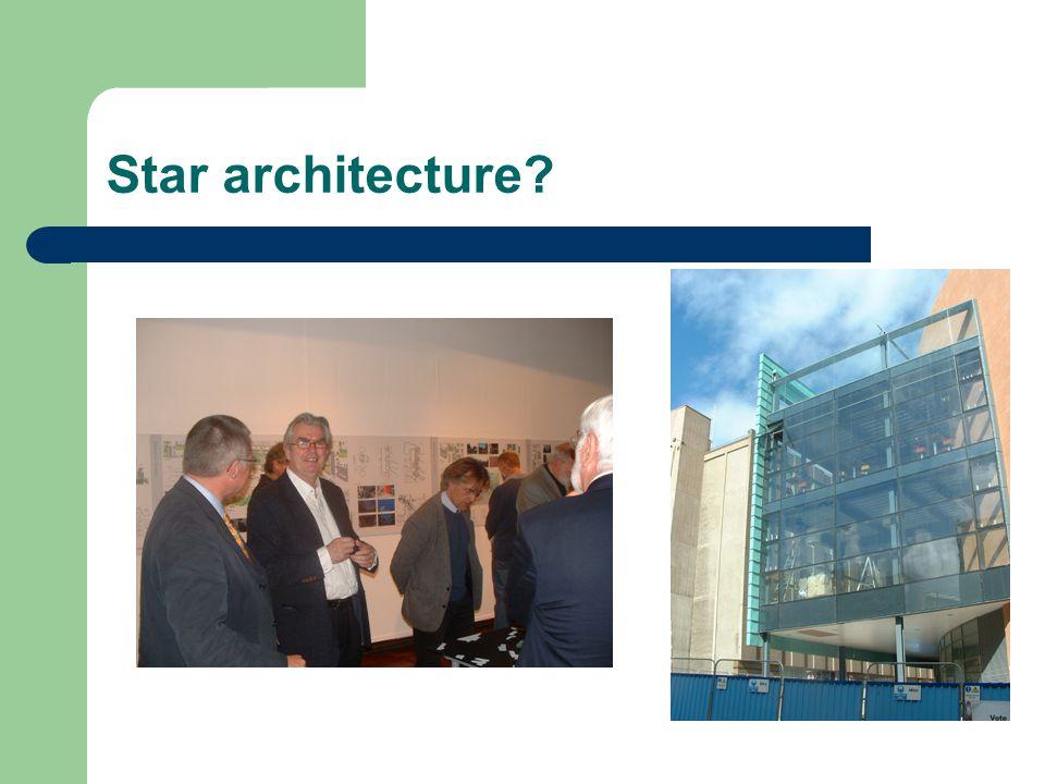 Star architecture?