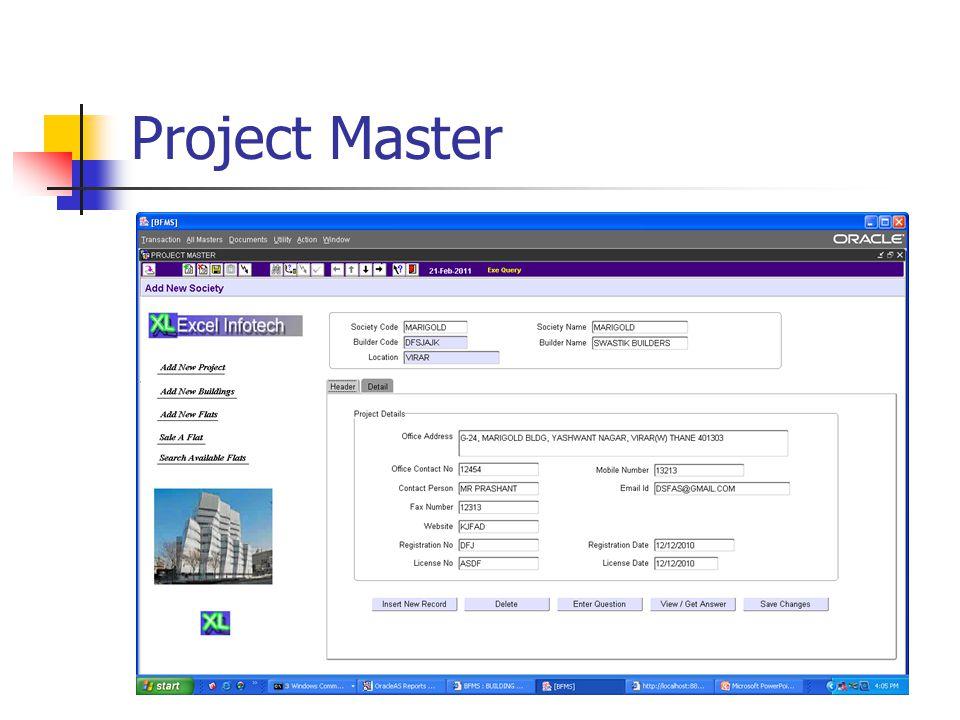 Features Supplier & Payment Management Supplier Master provides complete details about Supplier.