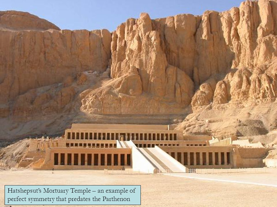 The capital city was moved to Amarna