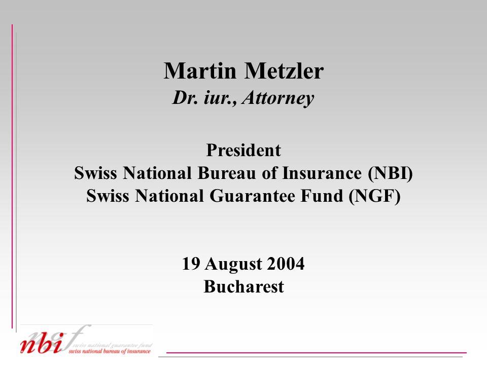 Martin Metzler Dr.
