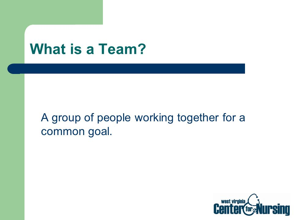 How Can I Be on A Successful Team.Contribute ideas and solutions.