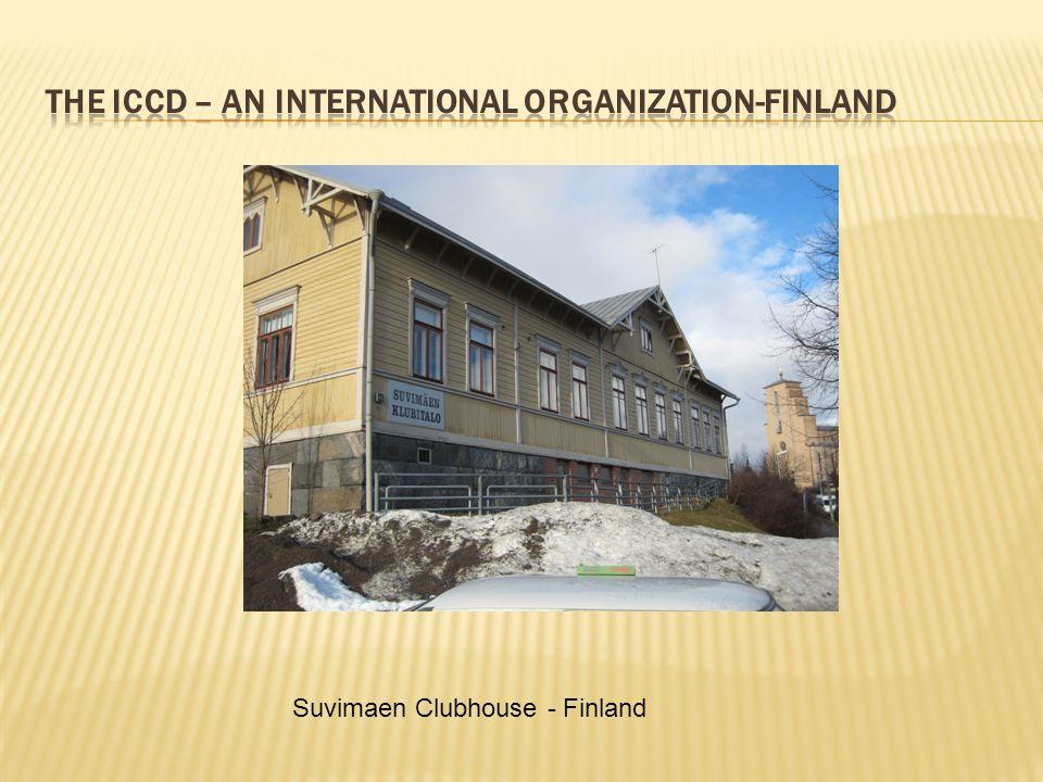 Suvimaen Clubhouse - Finland