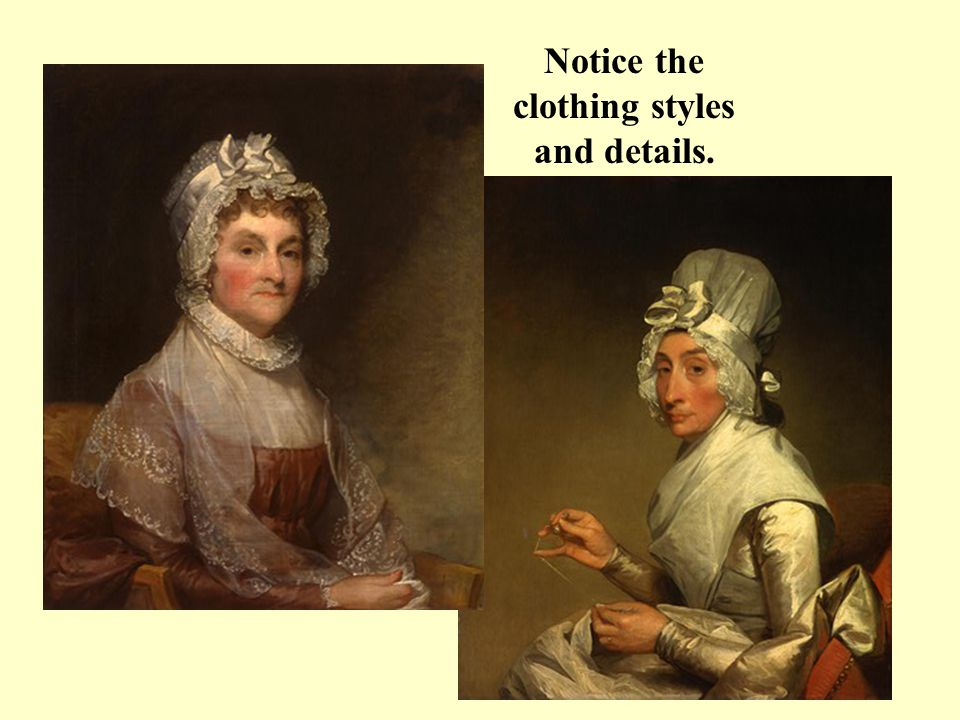 Other Portraits by Gilbert Stuart John Adams Abigail Smith Adams John Jay Mrs. Richard Yates