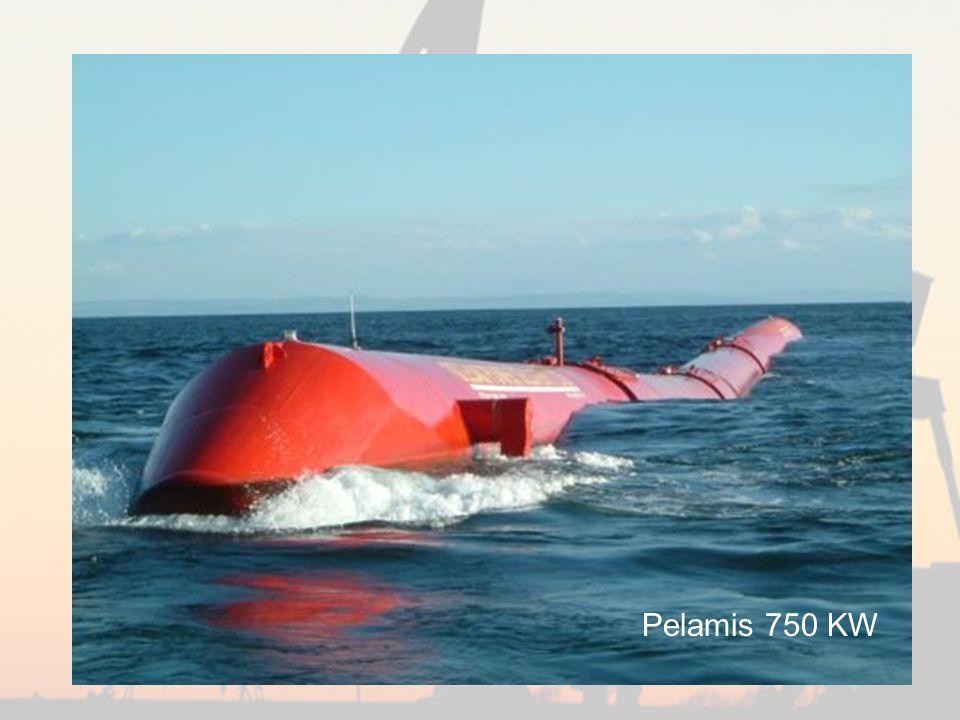 Pelamis 750 KW