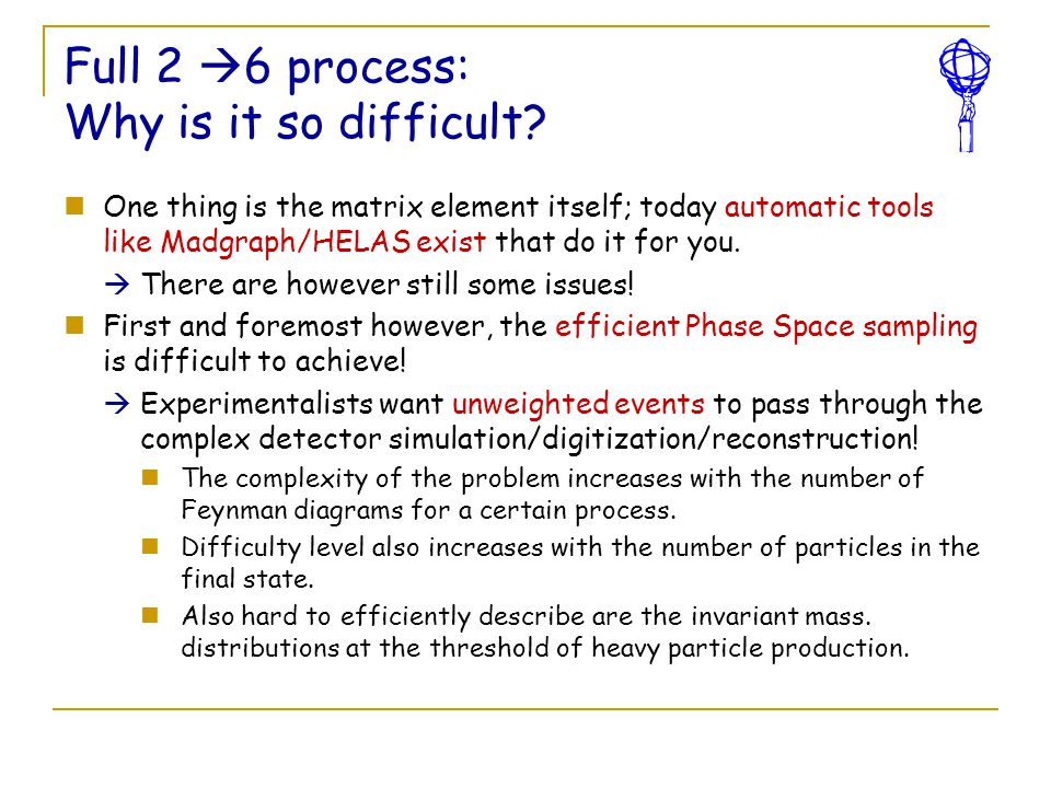 Full 2  6 process: Why is it so difficult.