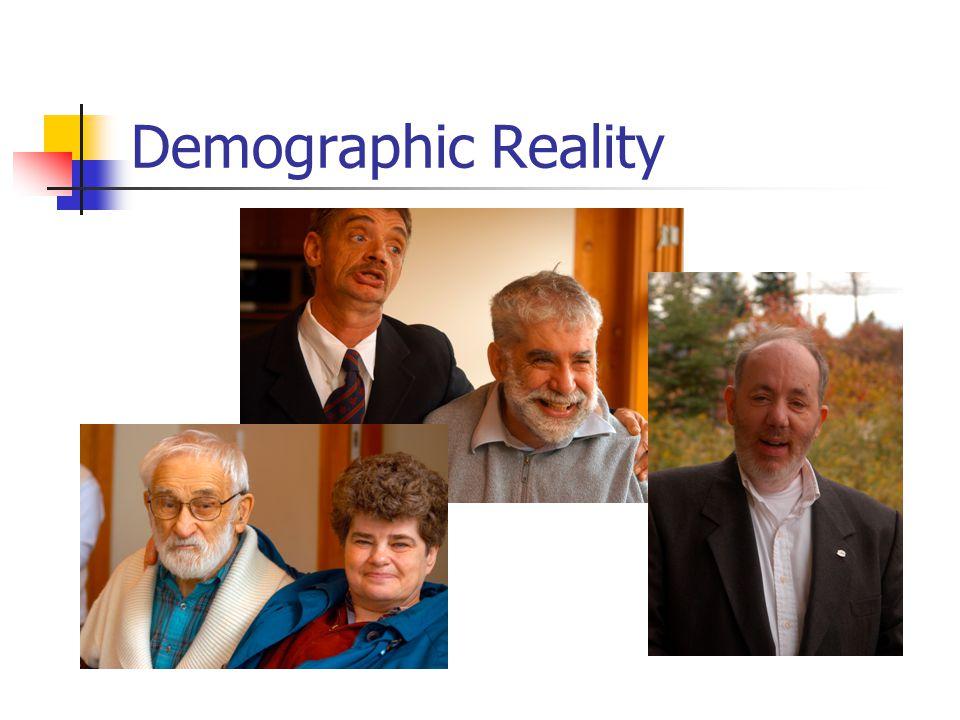 Demographic Reality