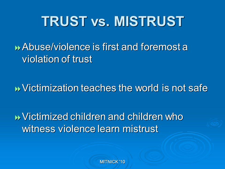 MITNICK 10 TRUST vs.
