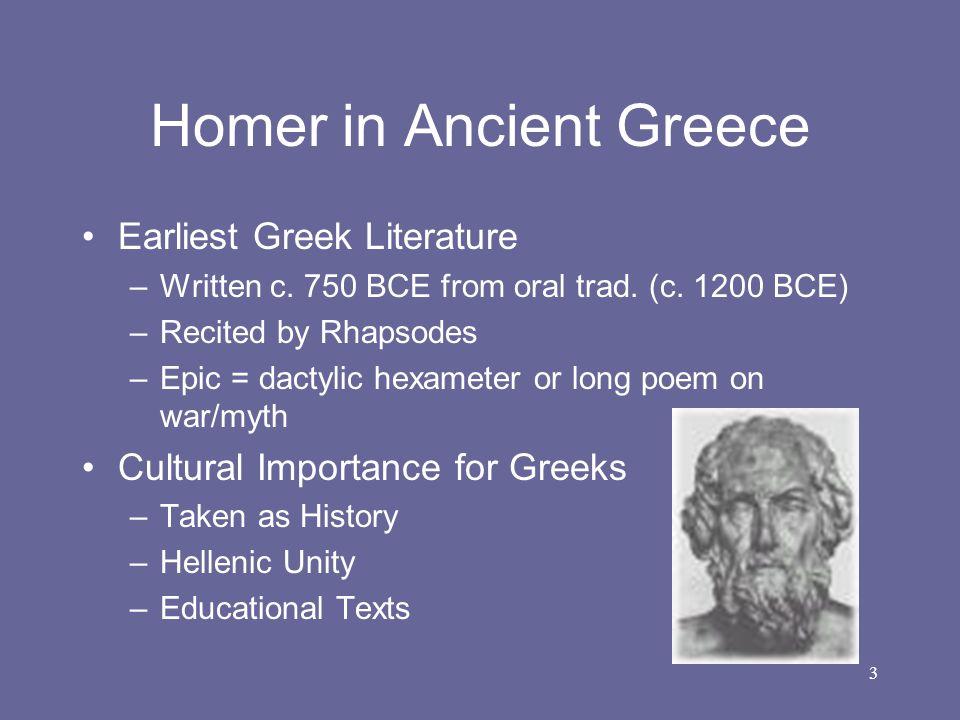 4 Greece and Trojan War