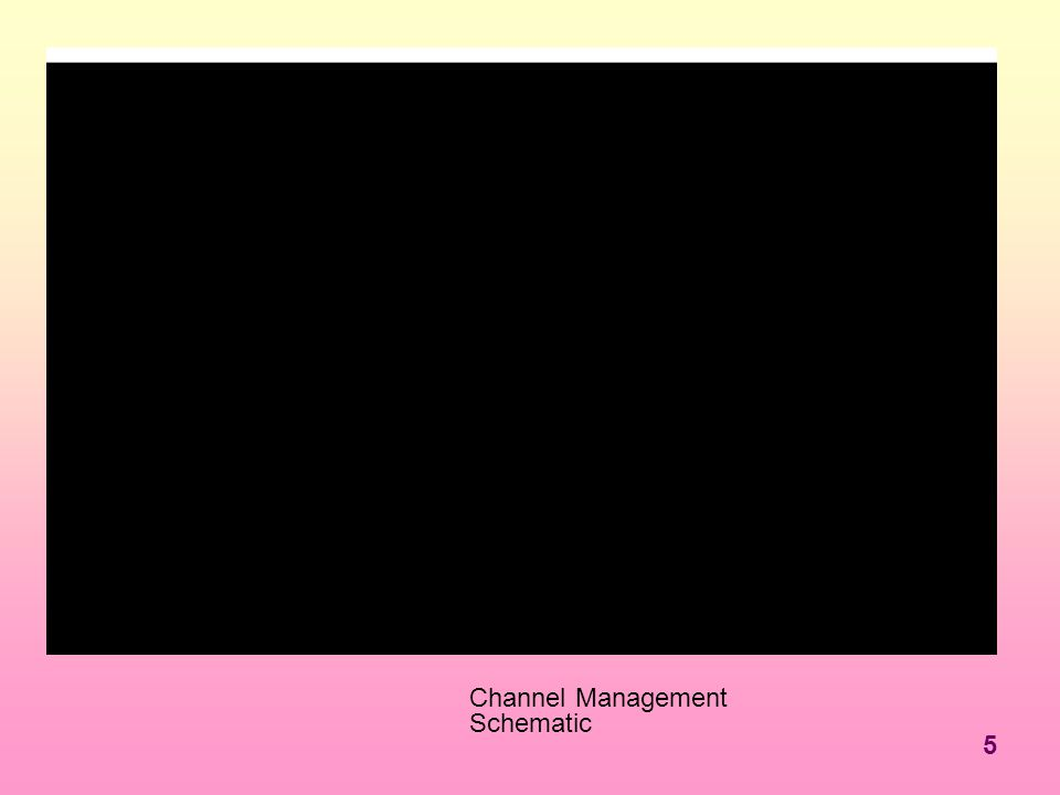 5 Channel Management Schematic