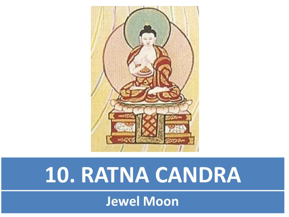10. RATNA CANDRA Jewel Moon