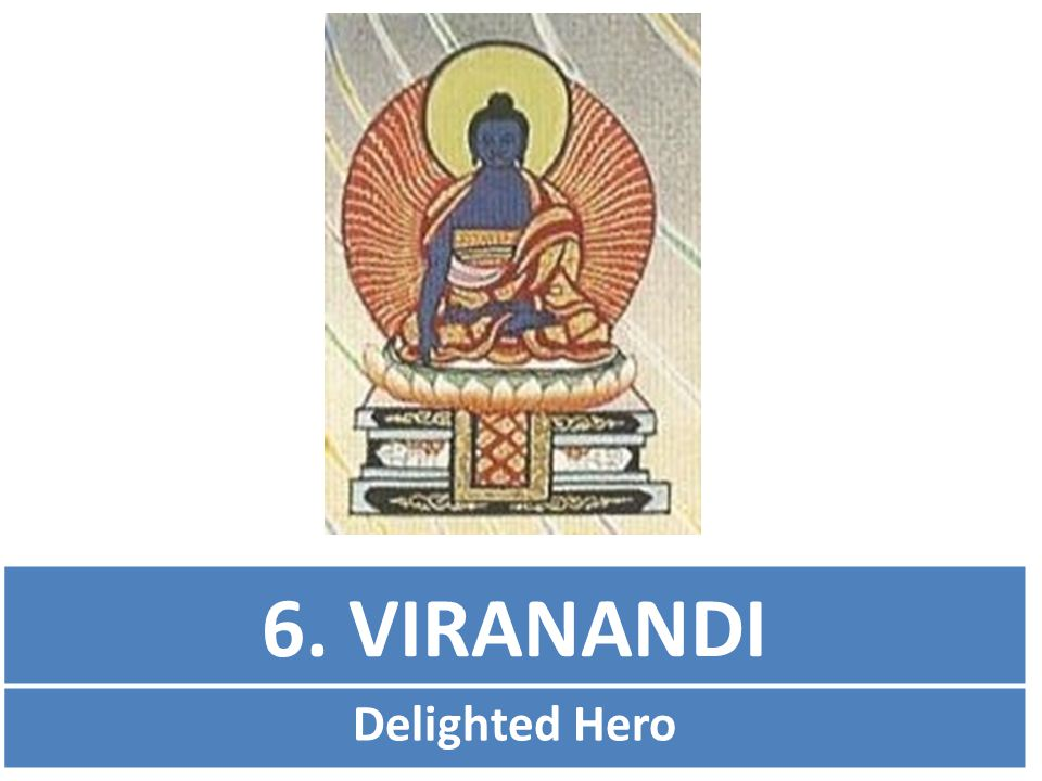 6. VIRANANDI Delighted Hero