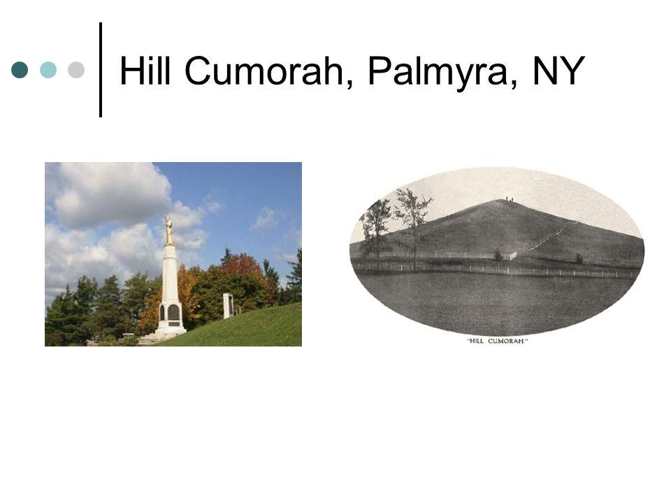 Hill Cumorah, Palmyra, NY