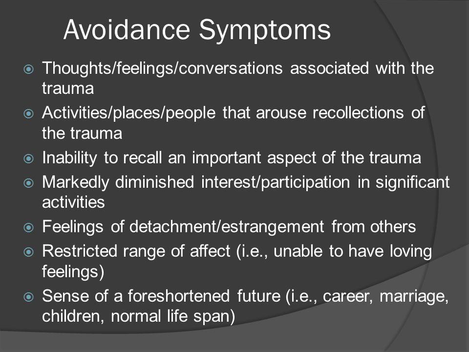 References  Baker, C & Alfonso C.PTSD and Criminal Behavior.