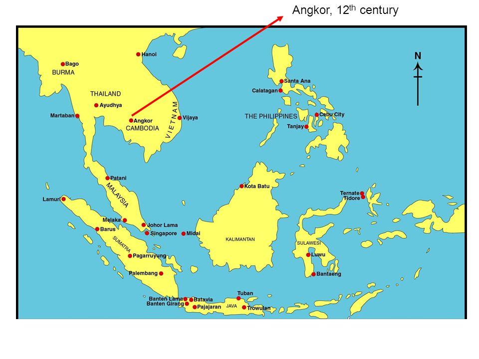 Angkor, 12 th century