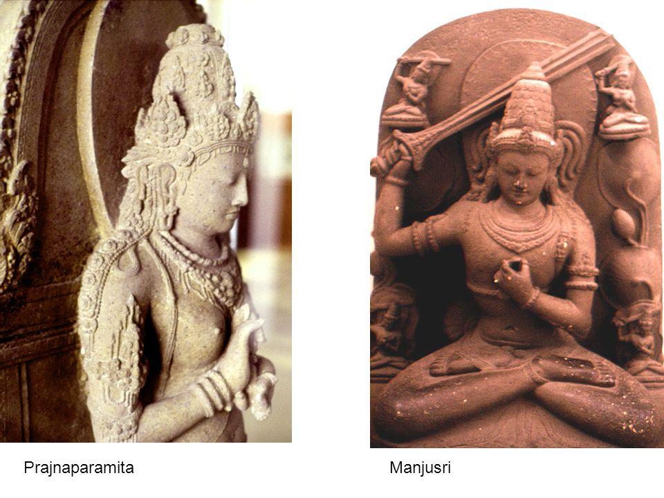 Prajnaparamita Manjusri