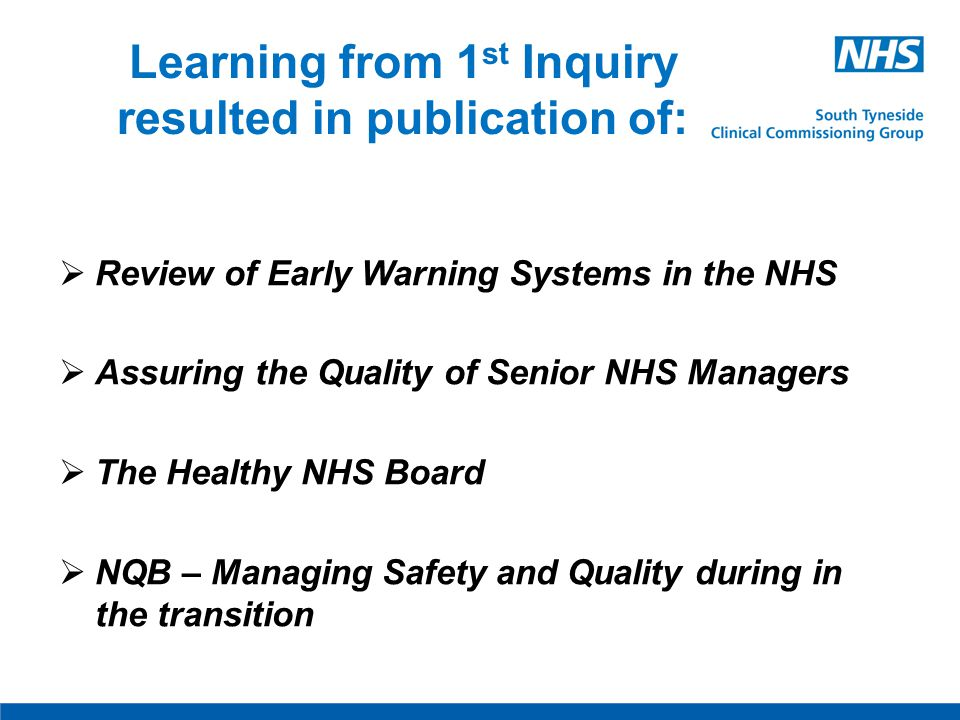 123 Responsibility for monitoring delivery of standards and quality Recommendation GPs are ideally placed to undertake a monitoring role on behalf of their patients who receive acute hospital and other specialist services.