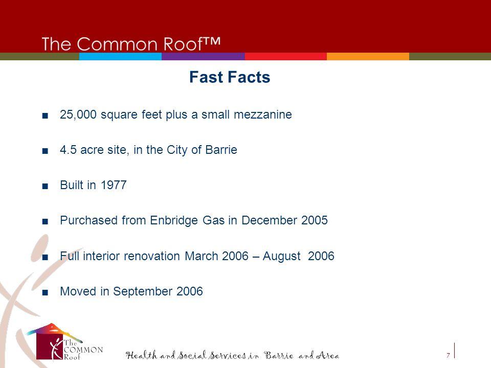 17 The Basics...►25,000 sq. ft.