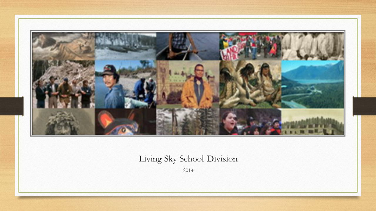 Living Sky School Division 2014