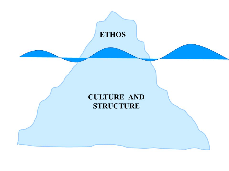 ETHOS CULTURE AND STRUCTURE
