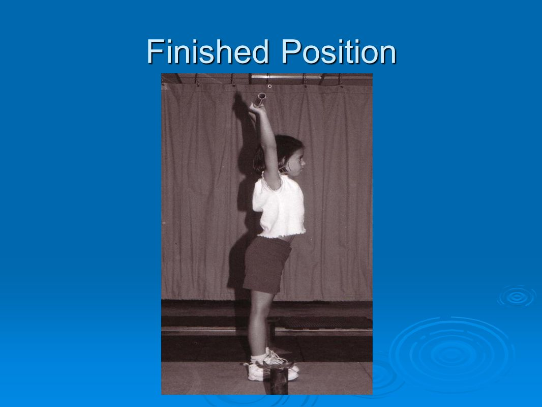 Finished Position