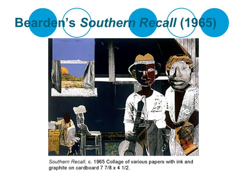 Bearden's Southern Recall (1965)