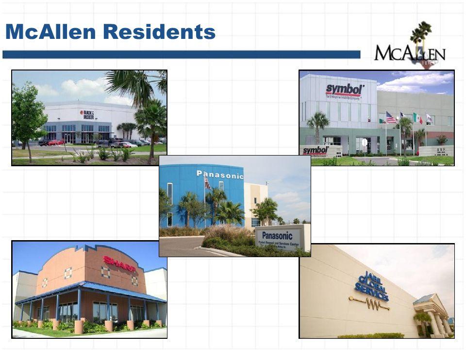 McAllen Residents