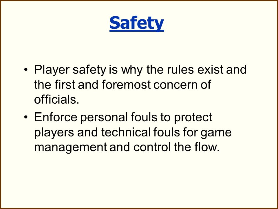 Lots to cover tonight, how we'll do it: First: Rule 7 – Penalty Enforcement & Simultaneous Fouls Second: 2-Man Mechanics