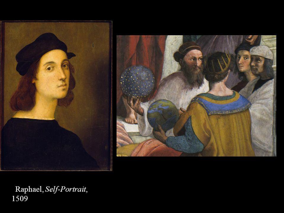 Raphael, Self-Portrait, 1509