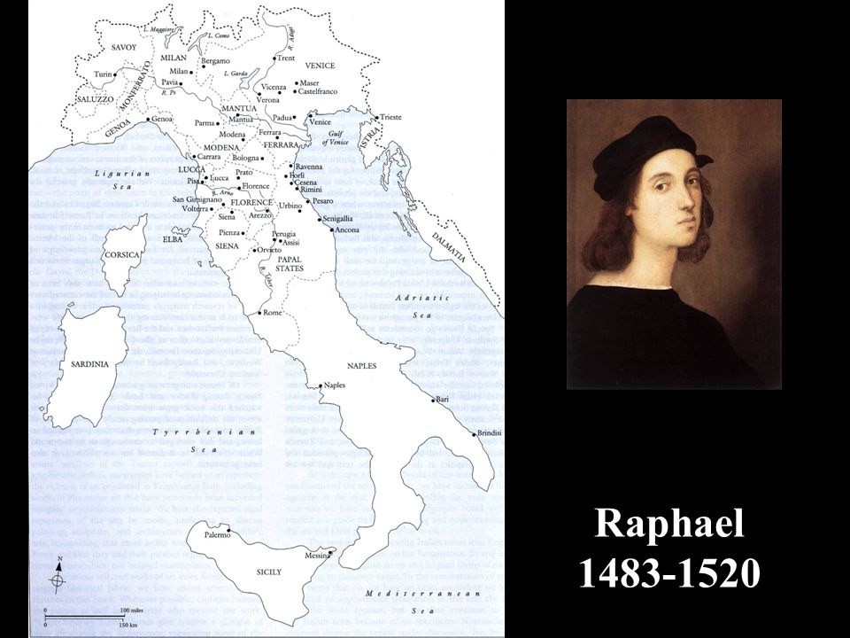 Raphael Part I: Training What does it mean to be an artist in the Renaissance?
