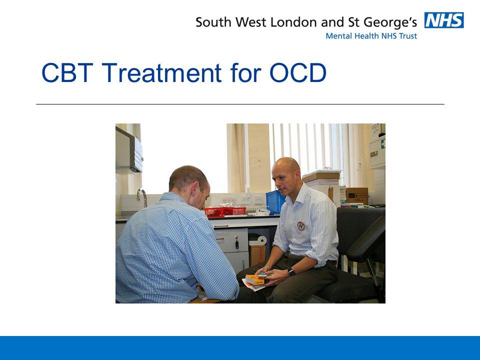 CBT Treatment for OCD