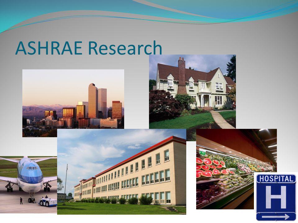 ASHRAE Research