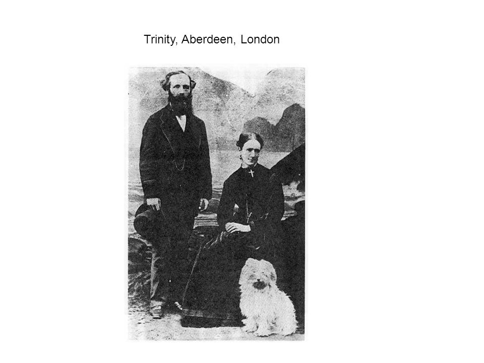 Trinity, Aberdeen, London