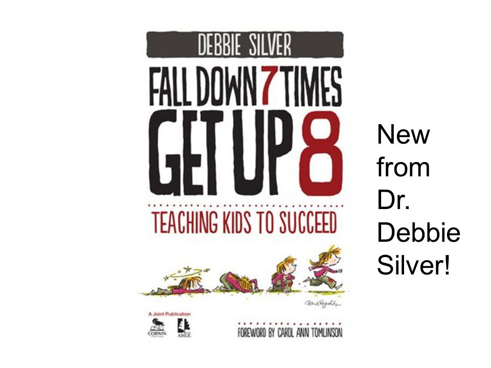 New from Dr. Debbie Silver!