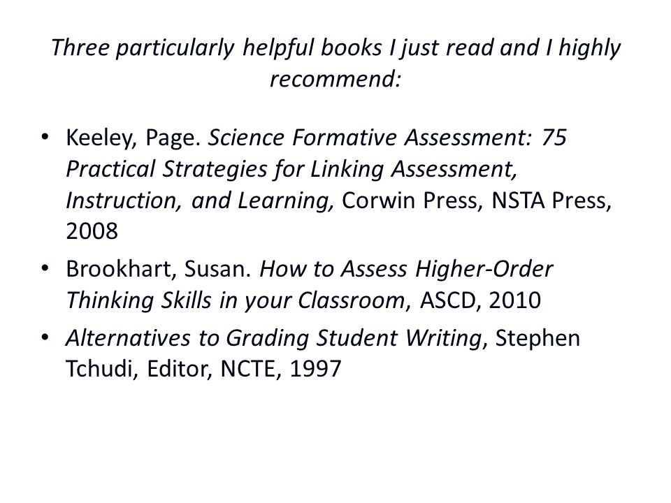 Three particularly helpful books I just read and I highly recommend: Keeley, Page.