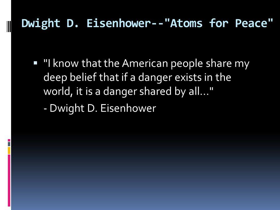 Dwight D. Eisenhower--