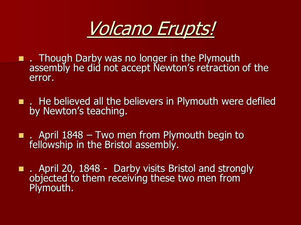 Volcano Erupts!.