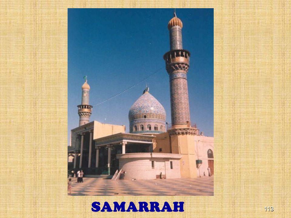 113 SAMARRAH