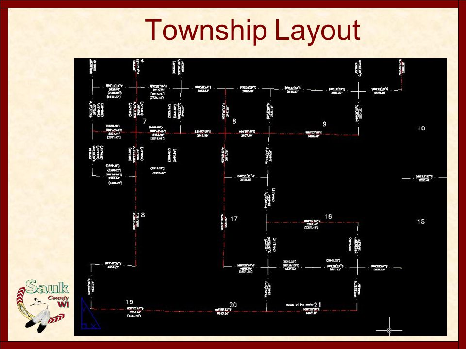 Township Layout