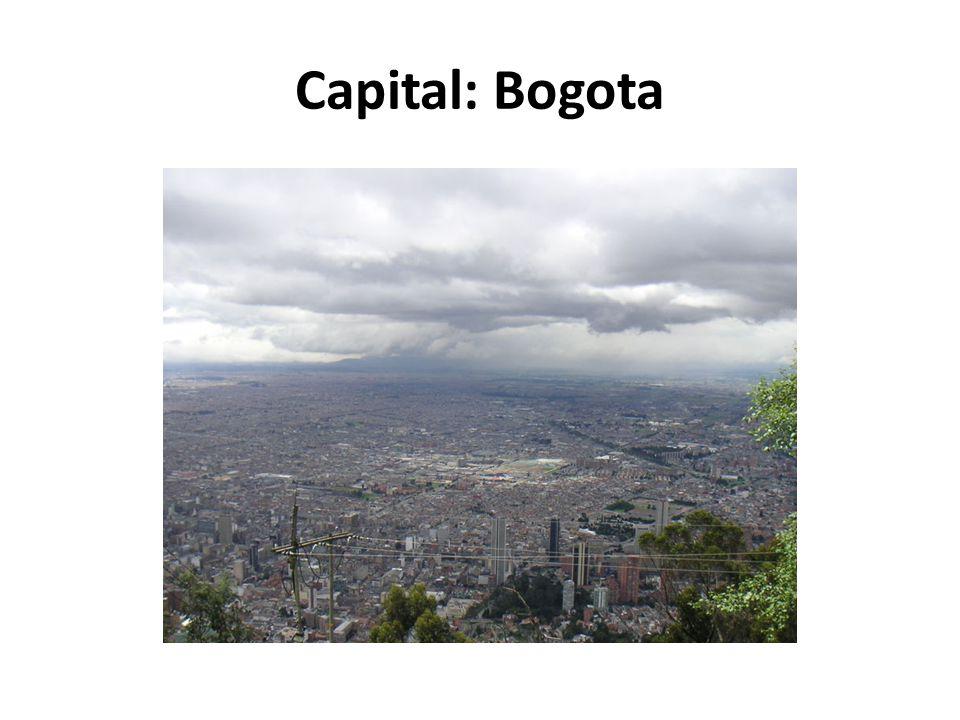 Capital: Bogota