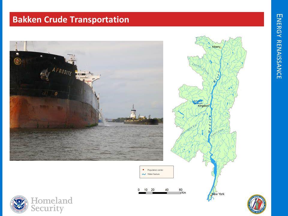 E NERGY RENAISSANCE Bakken Crude Transportation
