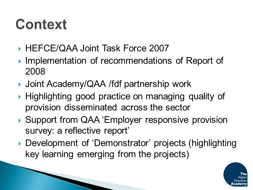  What is employer responsive provision.