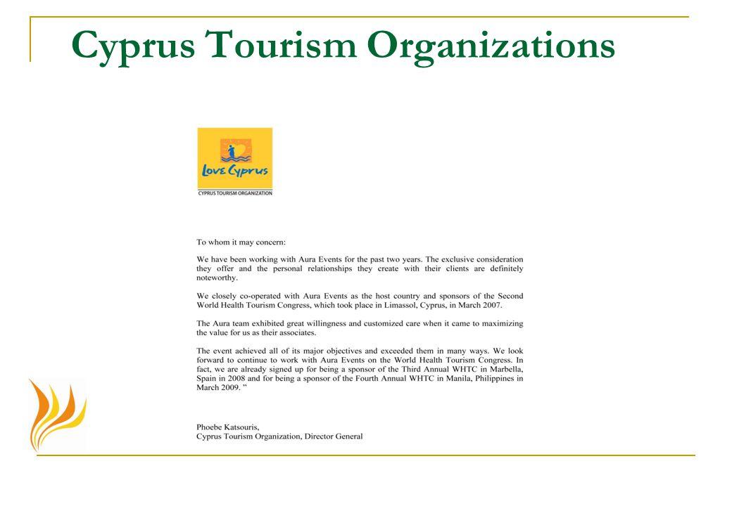 Cyprus Tourism Organizations