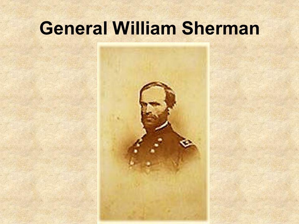 General William Sherman